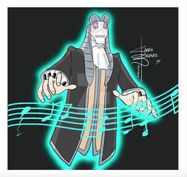 Maestro by SarahBelmas