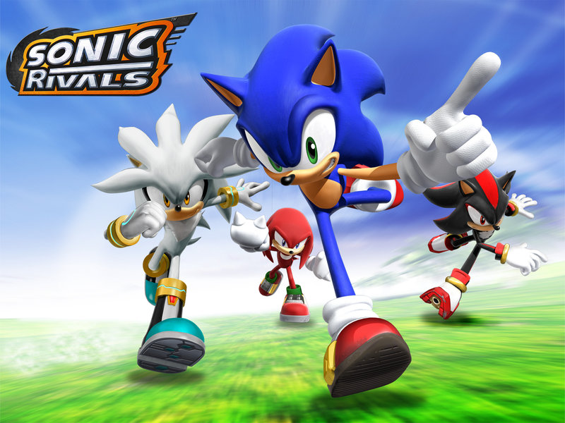 Wallpapers – Sonic Rivals | Last Minute Continue