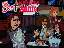 Mr. Coat: A Look Back at Annie title card