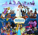 Little Mermaid 50 Day Challenge: DAY 50 by AverageJoeArtwork