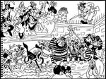 the Plowboy, the Chain Gang, Mickey's Revue by AverageJoeArtwork