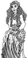 TBD BE: Madame Pearl Haroldini by AverageJoeArtwork