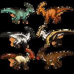 Parasaurolophus Adopts CLOSED