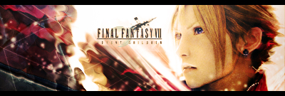 Final Fantasy VII by FFAzKJK