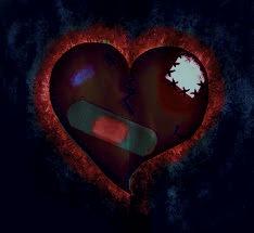 Battered, Bruised, Broken, Bleeding by LaurenAlex