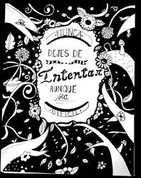 Lettering Final  by ValeMachadoDibujo3