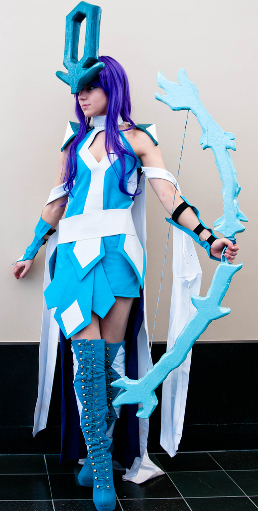 Legendary Suicune by KOCosplay