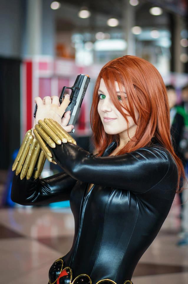 Black Widow by itsthekitsunekid