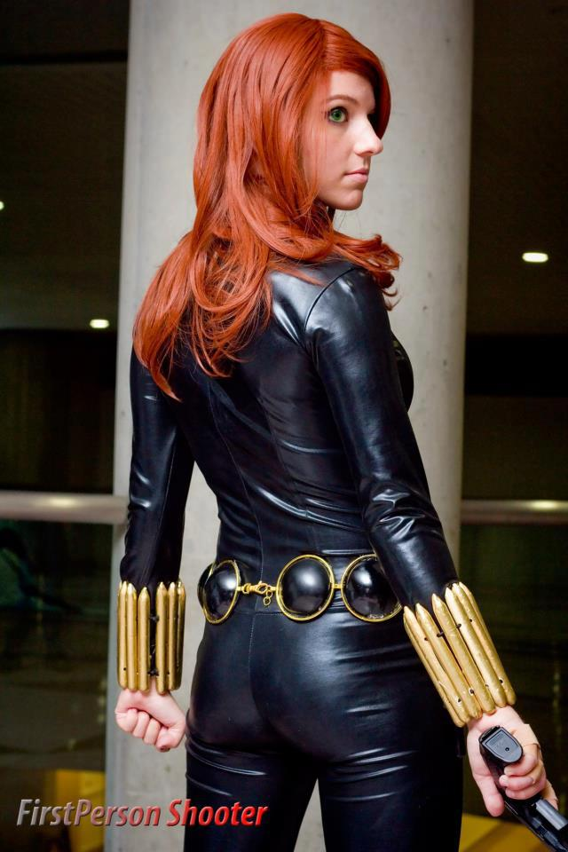 Black Widow by KOCosplay