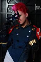 S.I.N. Agent Crimson by itsthekitsunekid