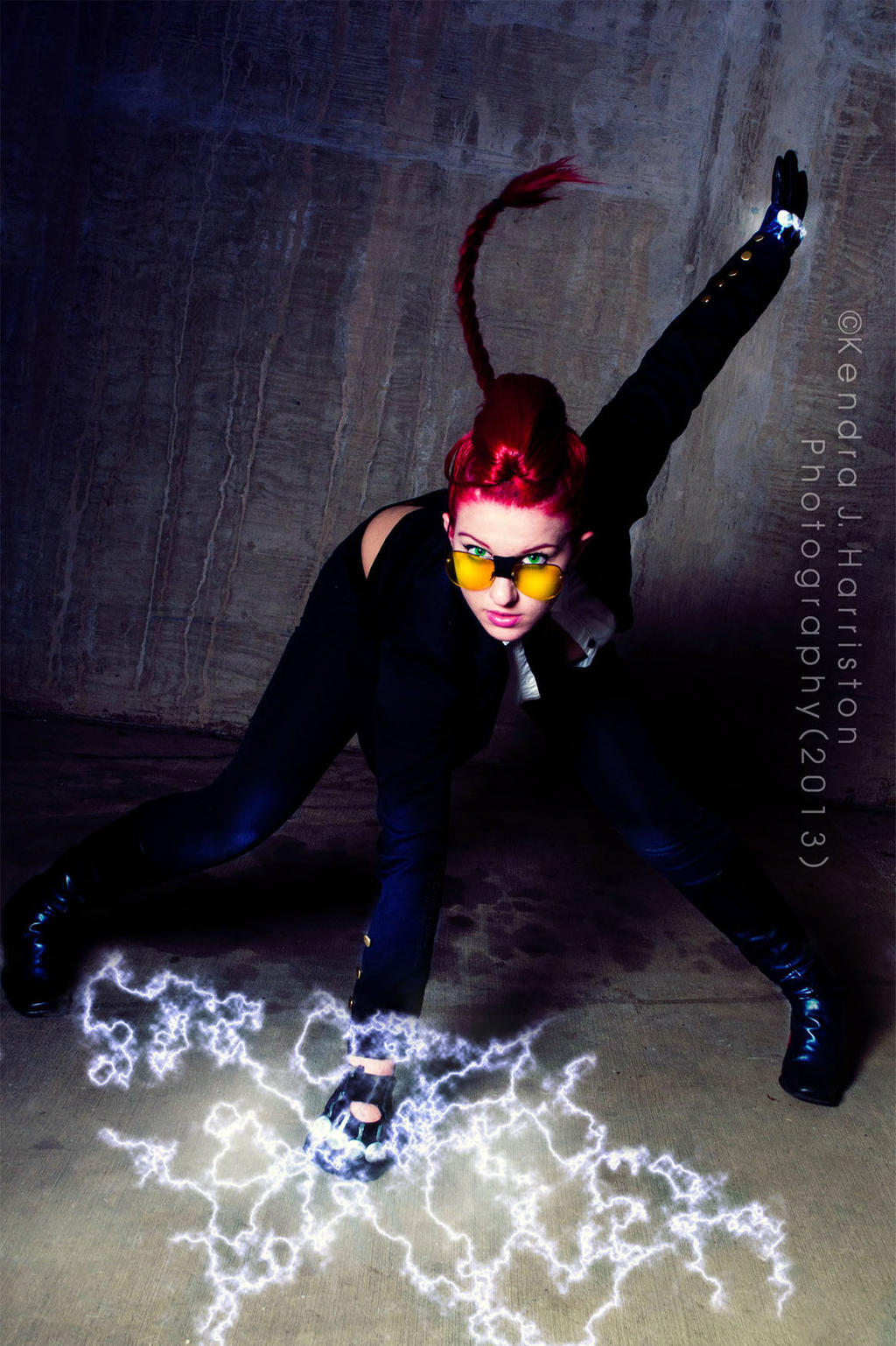 Thunder Knuckle by KOCosplay