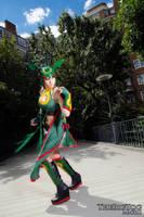 Dragon Dance by itsthekitsunekid