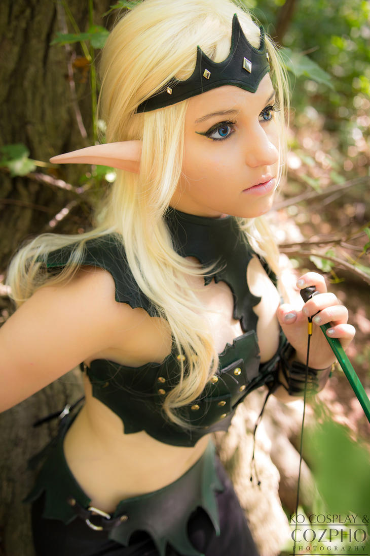 Woodland Elf by itsthekitsunekid