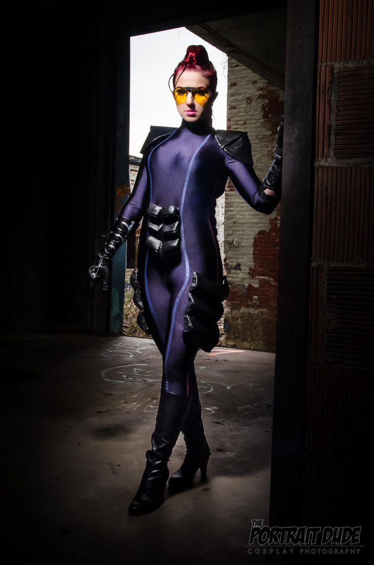 Spysuit C. Viper by itsthekitsunekid