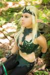 Elven Huntress