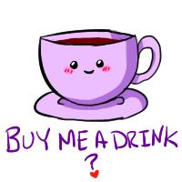 Coffee/Tea by kingdomgal47