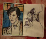 11 doctor and sketch
