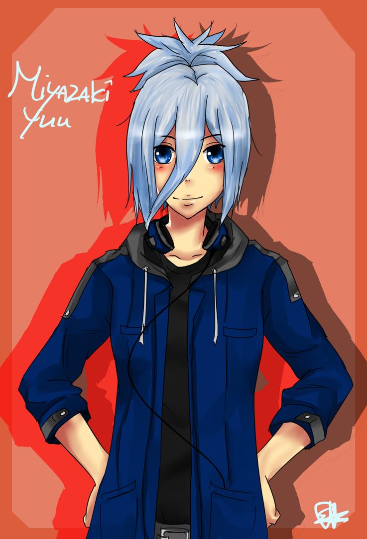 Miyazaki Yuu by inazumafan11