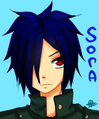 sora by inazumafan11