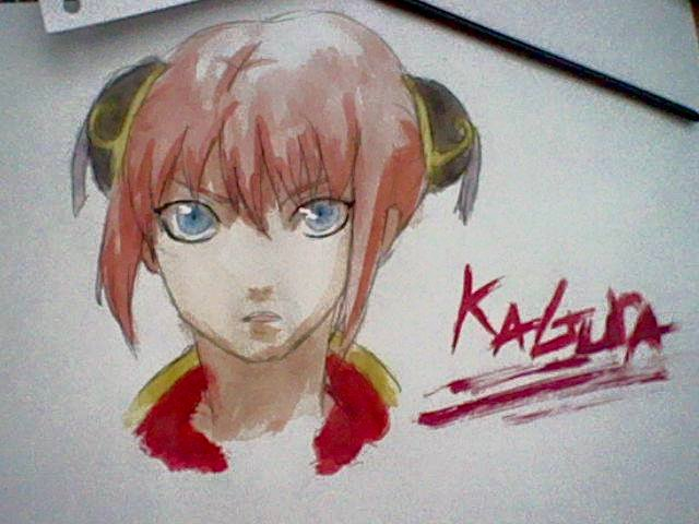Kagura by inazumafan11