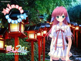 Hinata goes to Kyoto by altosalvationz
