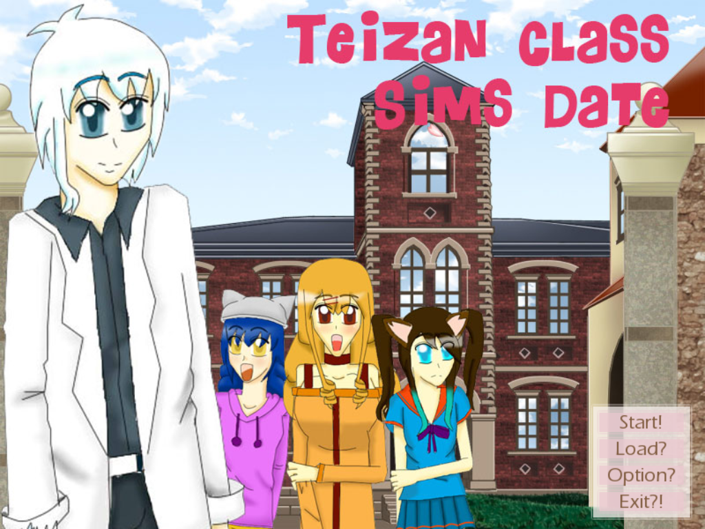 Teizan Sims Date by altosalvationz
