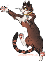 [c] Airy High 5 by Khaanz