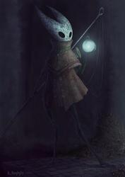 Hollow Knight - Hornet by RovingNeophyte
