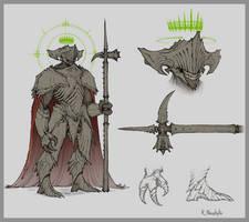 Destiny 2 - Xivu Arath fan concept.