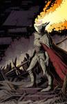 Xivu Arath, God of War