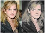 Emma Watson Colored