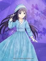 Request: Homura Akemi - Tomoyo Style by TrulyTuyet