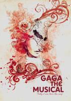 Gaga Poster by gemlovesyou