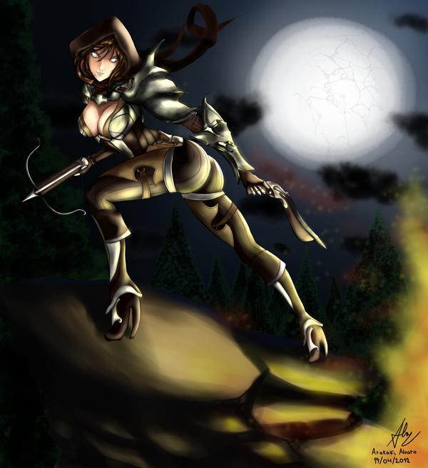 Diablo Demon Hunter Build