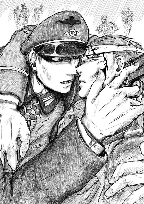 Nazi Zombie Army YAOI