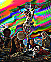 Jesus and friends. by sane69