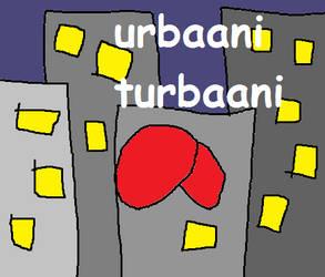 Urbaani Turbaani