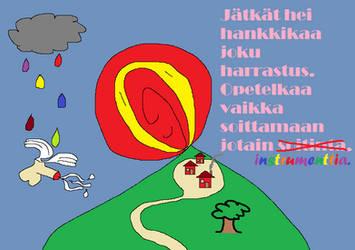 Nyt vittu! by sane69