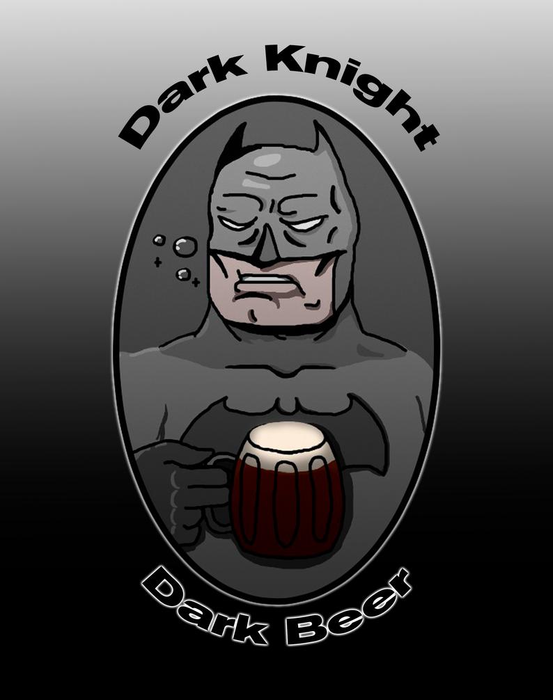 Dark Knight - Dark Beer by Stivin121