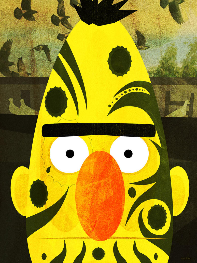Bert by RoganJoshNYC