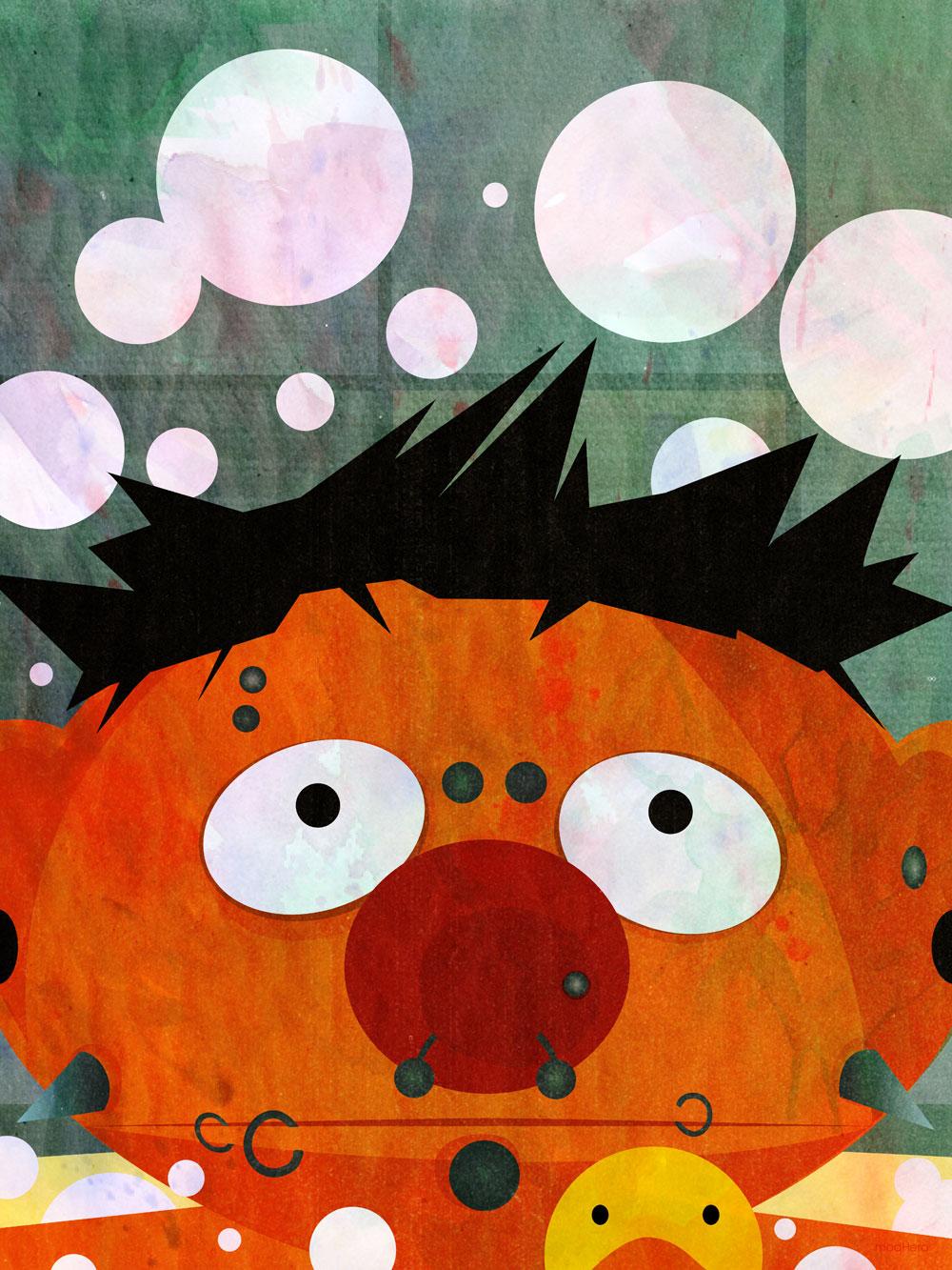 Ernie by RoganJoshNYC
