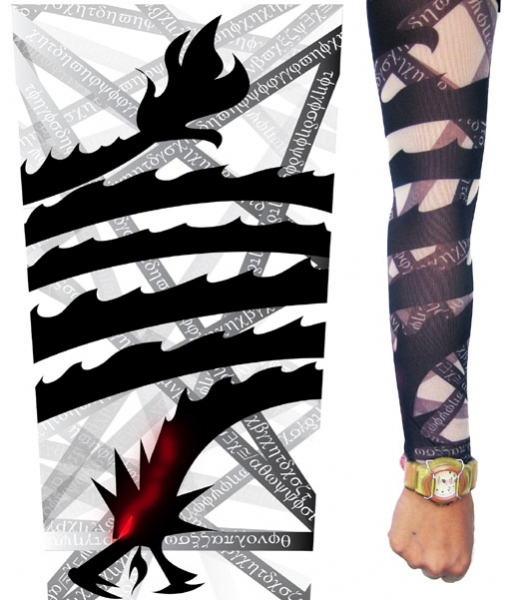Coiled Dragon Tattoo Sleeves by jianzhi88 on DeviantArt