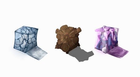 2D material/texture generation by LukeHenry