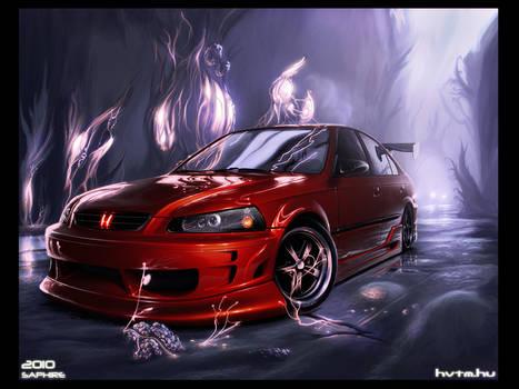 Honda Civic :Art: