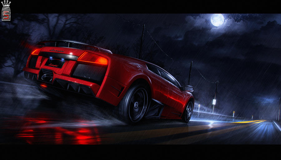 Lamborghini Murcielago by SaphireDesign