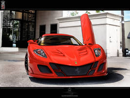 Ferrari F60 .SSC. by SaphireDesign