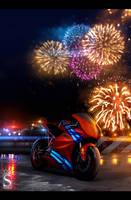 Ducati Moto GP by SaphireDesign