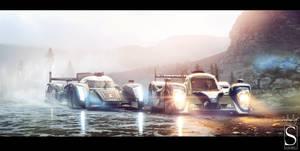 Le Mans off road