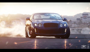 Bentley continental GT by SaphireDesign