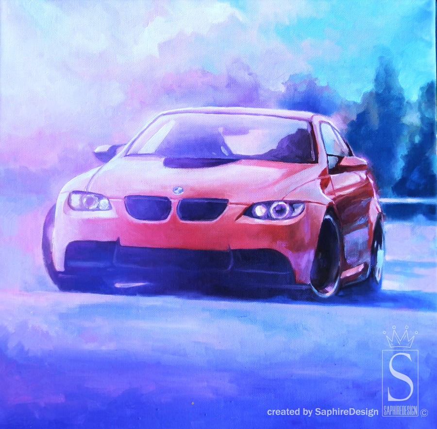 BMW M3 by SaphireDesign